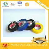 Isolamento elettrico del vinile/nastri adesivi, fatti di PVC-Rivestito con gomma