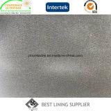100% de sarga de acetato de Traje de chaqueta forro de tejido de revestimiento Liner