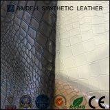 Различная кожа Faux PVC цветов для драпирования софы/мебели/украшения валика домашнего нутряного