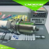 Низкая цена Ngk 5555 Pfr6g-11 22401-1p116 Свечи Denso для японских автомобилей