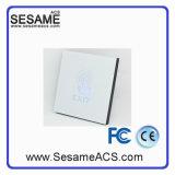 Bouton d'or de sortie de porte de Drawingprocessing de fil de panneau d'alliage d'aluminium (SB10G)