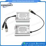 CCTV HD Energie-Video-Daten/Hör-Sprech-Balun-Lautsprecherempfänger (VB120T&R)