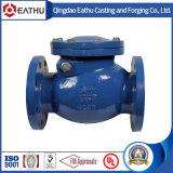 Задерживающий клапан качания весны утюга En 12334 BS дуктильный
