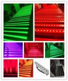 LEIDENE RGBW het Licht van de Waterdichte 36*10W Was van de Muur