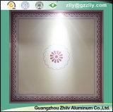 Azulejos de aluminio clásicos frescos y de China del techo