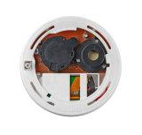 Capteur d'alarme de fumée filaire à batterie de 10 ans 12V Lithium