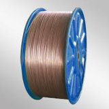 0.75mm青銅色にされたタイヤのビードワイヤー