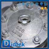Didtek API 6Dは十分に振動小切手弁を開く