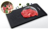 취사 도구 빠른 눈녹은물은 냉동 식품 고기를 위한 쟁반 격판덮개를 녹이는 격판덮개를 녹인다