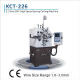 Kct-26A Machine de bobinage de fil à ressort CNC de 2 mm et machine de bobinage à ressort à compression