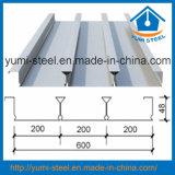 /Лист толя гофрированные строительным материалом гальванизированные стальные настил палубы