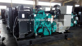 50Hz 135kVA Grupo Electrógeno Diesel Motor Cummins Powered by
