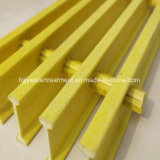 Reja de la reja/FRP GRP de Pultruded de la fibra de vidrio de la fábrica de China