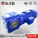 Serie S de alta eficiencia hueco cilíndrico de ejes Gusano motorreductor