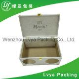 Напечатанные таможней коробки упаковки роскошного подарка складывая бумажные