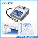 Промышленный принтер Inkjet печатной машины времени/даты непрерывный (EC-JET300)