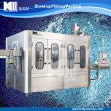 Linea di produzione di riempimento delle acque in bottiglia con tipo rotativo