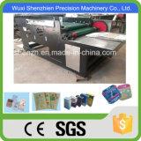 Ce automática de alta velocidad de papel de Kraft bolsa de cemento que hace la máquina en Wuxi