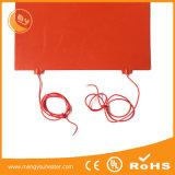 Calentador de agua eléctrico de los elementos de calefacción de la venda del silicón 12V/24V con UL/Ce