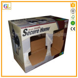 Boîte d'emballage de papier ondulé personnalisé