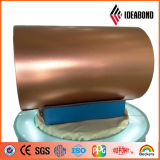 Фабрика изготавливания катушки твердого &Metallic цвета Ideabond алюминиевая в Китае