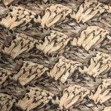 Materiale alla moda del cuoio del sughero del cuoio della venatura del legno per il pattino (HS-M310)