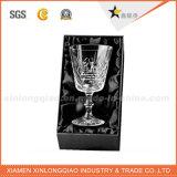 Le luxe belle bouteille en verre/vin/Paper Box