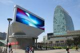 P10 SMD3535の屋外広告のフルカラーLEDビデオ壁