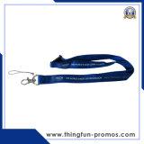Custom Сублимация печати шнурок из полиэфирного волокна из строп предохранительного пояса