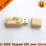 Bamboo/деревянный диск USB внезапный для подарков мебели (YT-8102)