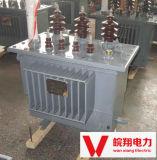 Trasformatore amorfo di energia elettrica della lega Transformer/S15-630kVA
