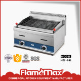 Electric Lava Rock Grill (HEL-841)