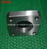 Componente profissional de usinagem CNC para equipamentos médicos de alta precisão