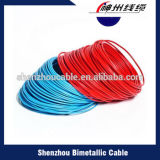 Провод высокого напряжения изолированный PVC сделанный в Китае