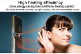Aquecedor elétrico estéreo 3D com alto-falante eletrônico infravermelho por Ios ou Android