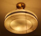 Europäisches Dekoration-Ausgangshängende Beleuchtung mit spanischem Marmor, Cer, UL
