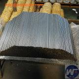 JIS45c trempés par induction tige plaqués au chrome