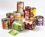 Medicinas de los cosméticos de los alimentos pila de discos el material de la película