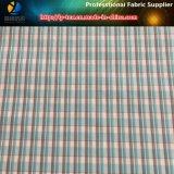 Coolmax Gewebe, Coolpass Garn gefärbtes Shirting Gewebe, Polyester-Gewebe (YD1111)