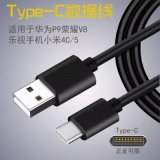 Tipo-c cabo cobrando rápido do USB