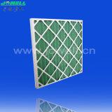 Filtros de fibra sintética para a cabine de pintura