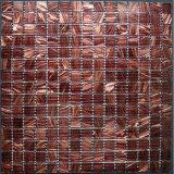 Mosaico di vetro viola