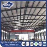 Almacén prefabricado modificado para requisitos particulares del taller usar la estructura de acero