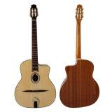 工場販売のための安い価格マホガニーボディ音響のジプシーのギター