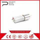 Motor eléctrico del cepillo de la C.C. con la caja de engranajes