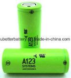 Pilha de bateria 2600mAh do lítio da alta qualidade 18650 do OEM 3.7V