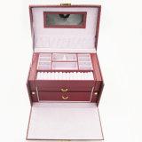 Heißer Verkaufs-Schmucksache-Geschenk-Geschenk-Ablagekasten (J01-F)