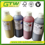 Inchiostro cinese di alta risoluzione del getto di inchiostro di sublimazione per la tessile del poliestere