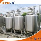 食品等級の半自動ビール醸造所CIPの単位のクリーニングシステム洗濯機