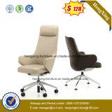 Hoher rückseitiges Büro-Möbel-Executivkuh-Leder-Büro-Stuhl (NS-6C126)